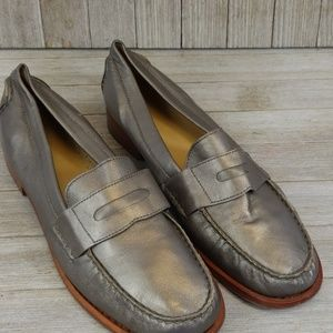 Cole-Haan Leather Loafers sz 9 1/2B